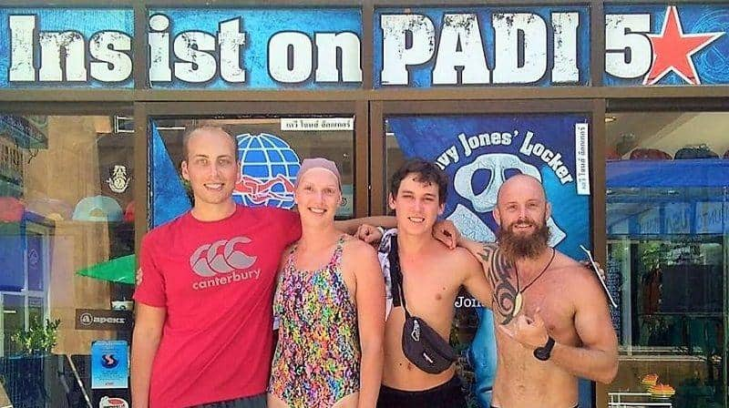 2017 09 15 rich advanced open water students djl diving koh tao djl blog