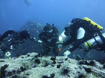 T213technical diving course