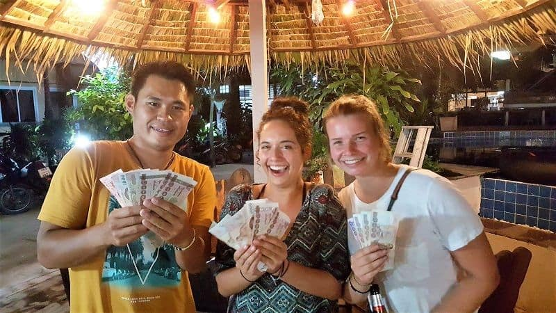free divemaster competition winners davy jones locker diving koh tao